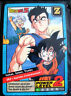 A723 Carte originale Dragon Ball Z Carddass Le Grand Combat Power Level FR  N°58