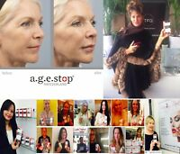 Age Stop Switzerland Powerful Competitor of Lancome. Anti-Wrinkles Skin Care