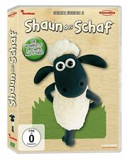 5 DVDs * SHAUN DAS SCHAF - STAFFEL 2 - SPECIAL EDITION  # NEU OVP $