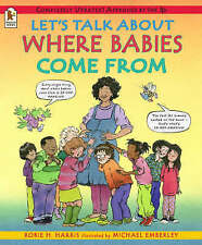 Let's Talk About Where Babies Come From by Robie H. Harris (Paperback, 2004)