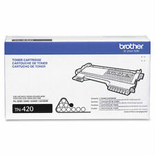 Genuine Brother Toner Cartridges TN420 Pack of 4