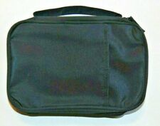 """Small Black Bible Cover Case Bag, Great For Compact Books 7 1/4""""X5 1/4""""X1 1/4"""""""