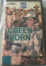 VHS Greenhorn (1972) CBS Fox Video 1189-53 Western mit Gary Grimes FSK 16