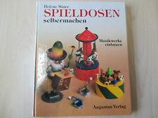 Helene Maier - SPIELDOSEN SELBERMACHEN - Musikwerke einbauen - (23847)