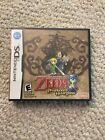 The Legend of Zelda: Phantom Hourglass Nintendo DS Lite DSi XL 3DS NEW & Sealed