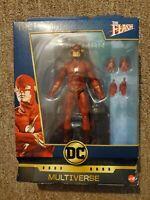 DC Multiverse The Flash TV show figure