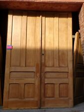 Vintage Pine Door 36� X 107.5� Approx Antique 5 Panel Door 2 Avail