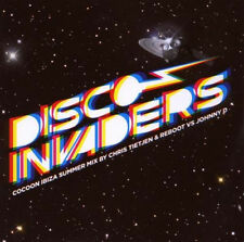 DISCO INVADERS = Dietz/Reboot/Dive..=2CD=COCOON= TECHNO+MINIMAL+TECH HOUSE SOUND