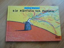 Die Königin der Farben - Bilderbuch - gebunden - wie NEU!