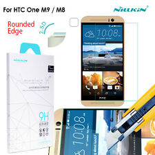 HTC One M9 Genuine Nillkin 9HR Tempered Glass Screen film Protector for HTC