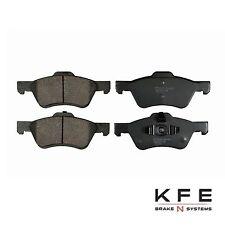 Premium Ceramic Disc Brake Pad FRONT New Set Plus Shims Fits Ford KFE1047-104