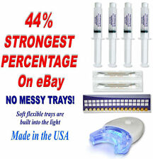 44% DENTAL PROFESSIONAL STRENGTH CARBAMIDE GEL TOOTH TEETH WHITENER