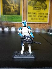 Star wars Clone Trooper Heavy Gunner Hunt for Grievous Battle pack Loose