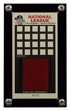Topps Punch-Out Boxloader / Topps Widevision Relic Display Case w/Satin screws