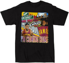 Cleveland Cavaliers NBA rare cotton T shirt Adult Unisex Classic Style NH2926