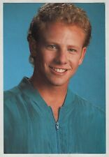 BEVERLY HILLS 90210 postcard cartolina IAN ZIERING as STEVE SANDERS 90's