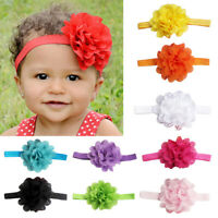 NE_ HD_ KF_ Baby Girls Cute Fake Flower Hollow Headband Elastic Headwear Photo P