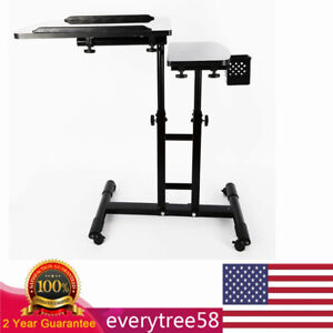 Mobile Tattoo Work Station Stand Table Tray Rolling Workstation Tattoo Table NEW