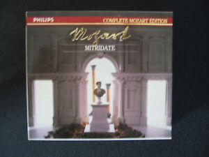 mozart, mitridate, complete mozart edition vol 29 cd