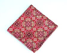 Lord R Colton Masterworks Pocket Round Colorful 2nd Law Silk  $75 Retail New