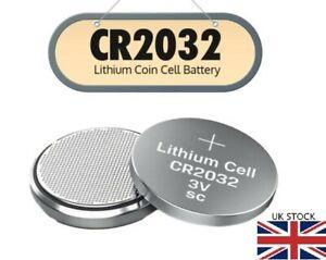 X 2 Polar FT1 3 Volts Lithium Coin Cell Batteries CR2032