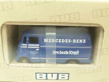 MERCEDES-BENZ L 319 #MERCEDES BENZ BUB B66045857 1:87