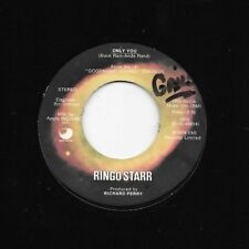 RINGO STARR * 45 * Only You * 1974 * VG++/NM CLEAN USA ORIGINAL APPLE * Beatles