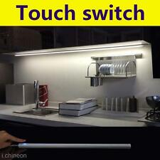6W Stepless Touch Control USB LED Light Dimmable Lamp For Desk Closet Cabinet