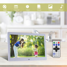 """10""""in HD Digital Photo Frame Picture Album Movie MP4 Player with Remote Control"""