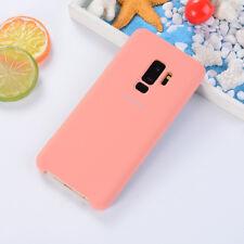 UltraThin Original Genuine Silicone Case Cover For Samsung Galaxy S8 S9 S9 Plus