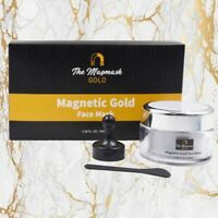 The Magmask - Magnetic 24K Gold Face Mask || All Natural, Vegan, Paraben-Free ||