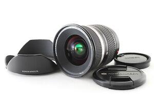 Minolta AF Zoom 17-35mm F/2.8-4 D Lens for Sony Excellent Japan Tested #7542