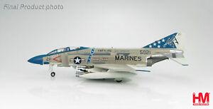 Hobbymaster HA1924 F4J Phantom,VMFA451,USMC USS Forrestal 1976