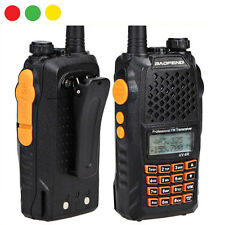 BaoFeng UV-6R VHF/UHF Dual Band Radio 136-174 400-520 Mhz RICETRASMITTENTE
