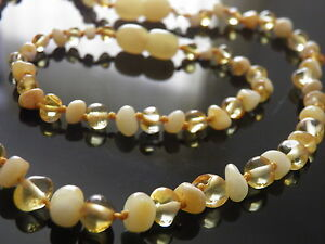 Genuine  Amber Bracelet/Anklet or Necklace, sizes 14-20 cm