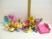 Fisher Price Little People - Disney Figures - Castle - KLIP KLOP - Choose