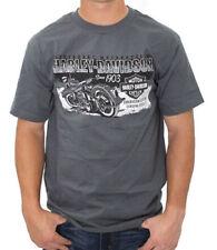 Harley Davidson Since 1903 Gray Shirt Nwt Men's XXXL