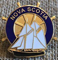 Vintage Nova Scotia Canada Collectible Pin