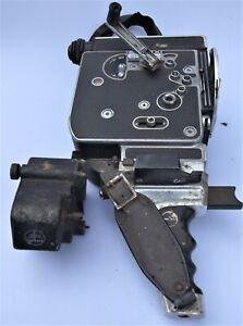 Vintage Paillard Bolex H16 Reflex Video Camera
