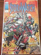 Stormwatch #1 (1993) Image Comics