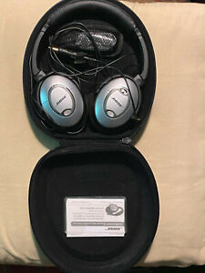 Bose QC15 QuietComfort 15 Acoustic Noise Cancelling Headphones Wired
