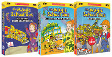THE MAGIC SCHOOL BUS COLLECTION NEW DVD