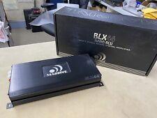 Massive Audio BLX44 BLU Marine Motorcycle Full Range Car Amplifier - New Amp!