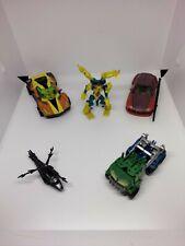 Transformers Prime Lot Deadend Knockout Airachnid