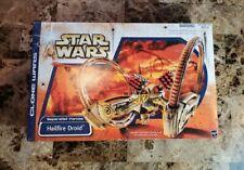 Hailfire Droid Separatist Forces 2003 STAR WARS TCW The Clone Wars MIB #2
