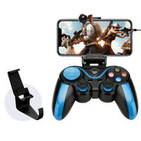 KQ_ S9 Wireless Bluetooth Game Controller Gaming Gamepad For iOS Android Phone P
