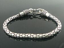 925 sterling silver bracelet 15grams,925 brand pulsera armband bracciale PVP75E