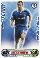 Match Attax Extra 08/09 Chelsea Everton Cards Pick Your Own From List