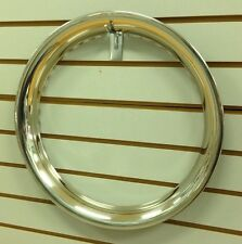 "16"" NEW Stainless Steel Beauty Ring TRIM RING Standard 2"" Measures 1 /34"" Deep"