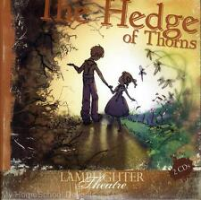 NEW Sealed Lamplighter Theatre Theater HEDGE OF THORNS Christian Audio CD Set